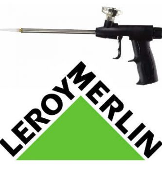 Espuma de Poliuretano Leroy Merlin